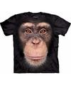Aap T-shirt Chimpansee voor kinderen