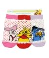 Baby sokken Winnie de Pooh 3-pak
