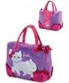 Barbie witte poes shopping tas