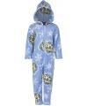 Blauwe Frozen onesie voor kinderen