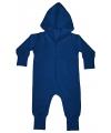 Donkerblauwe onesie voor babies