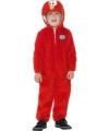 Elmo onesie voor kinderen