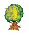 Groen geldboompje 38 cm