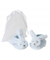 Happy Horse baby slofjes konijn blauw
