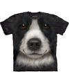 Honden T-shirt Border Collie voor kinderen