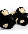 Kinder dieren sloffen aap