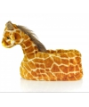 Kinder dieren sloffen giraffe
