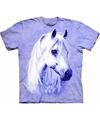 Kinder dieren T-shirt Moon Shadow paard