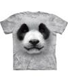 Kinder dieren T-shirt Pandabeer