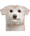 Kinder honden T-shirt Bichon Frise