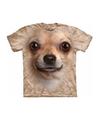 Kinder honden T-shirt Chihuahua