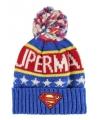 Kindermuts Superman met pompom