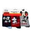 Kindersokken Mickey Mouse 3-pak