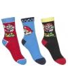 Kindersokken Super Mario 3-pak nr 2