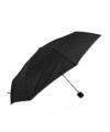 Mini opvouwbare paraplu zwart Ø 92 cm
