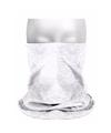 Multifunctionele morf sjaal wit