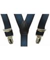 Navy bretels voor meisjes