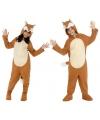 Onesie vos voor kids