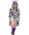 Party regenponcho koe