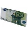 Portemonnee 100 eurobiljet
