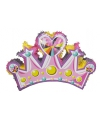 Prinsessen pinata kroon 61 cm