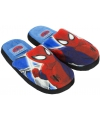 Spiderman pantoffels blauw